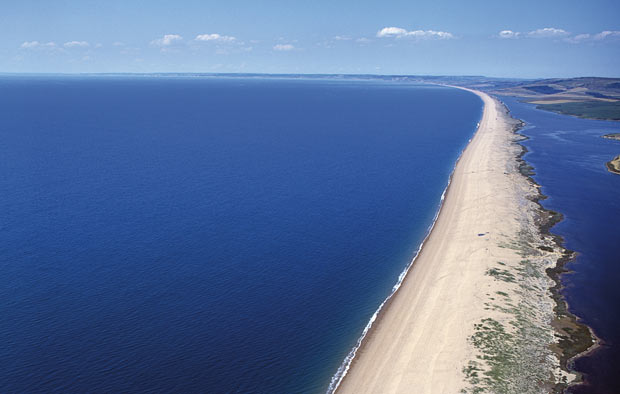 Chesil beach sea fishing locations for Long beach fishing spots